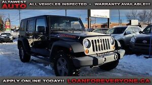 2010 Jeep Wrangler Unlimited Mountain 4X4