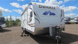 2012 Dutchmen Denali 270FK travel trailer