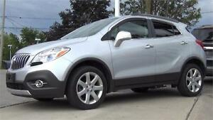 2015 Buick Encore AWD|Leather|Sunroof|BOSE|Remote Start