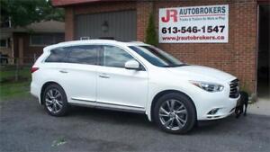 2014 INFINITI QX60 Hybrid Premium - 7 Passenger - Fully Loaded!