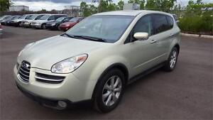 2006 SUBARU TRIBECA B9 AWD LEATHER CERTIFIED