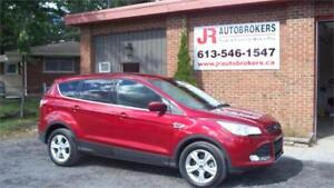 2015 Ford Escape SE AWD 2.0L Ecoboost - Low Kms!