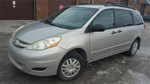 2006 Toyota Sienna 8 PLACES (( RARE )) 8 PASSAGERS