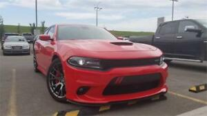 2017 Dodge Charger SRT 392 V8 HEMI UPGRADED LTHR SUNROOF $377B/W