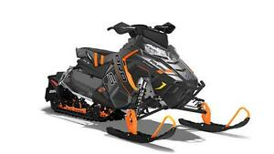 2017 POLARIS 800 PRO S SNOW CHECK ON THE SHOWROOM FLOOR