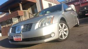 2006 Nissan Maxima 3.5SL  / AUTO / LEATHER / S-ROOF / 176k
