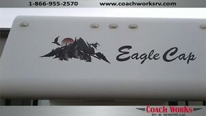 Used Eagle Cap 1050 Winter Package, Long Box