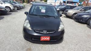 2008 HONDA FIT AUTO EXCELLENT CONDITION WITH SAFETY & WARRANTY