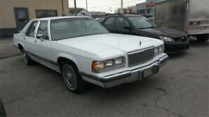 1989 Mercury Grand Marquis LS