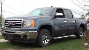 2013 GMC Sierra 1500 Crew Cab 2WD V8|HD Trailering Equipment