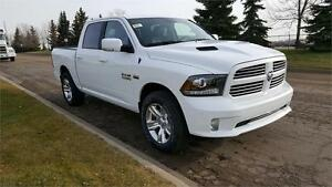 2017 RAM 1500 SPORT WE HAVE A HUGE SELECTION !! 17R14967