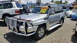 Need a 4x4 to tackle the Outback? This Patrol will do the Job !! Westcourt Cairns City Preview