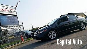 2008 Honda Civic LX-Leather, Safety Included!