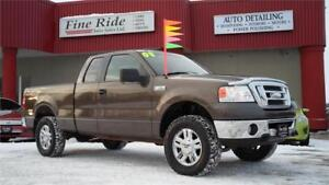 2008 Ford F-150 XLT S/Cab 4X4 **ONLY 119,000kms!**
