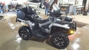 2013 Can Am Outlander 650 MAX ST
