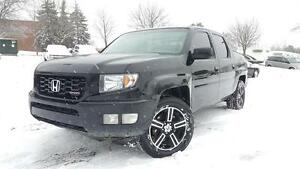 2013 Honda Ridgeline Sport, NO ACCIDENTS!! 416-742-5464