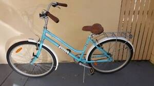 Light Blue Vintage retro ladies bicycle Booragoon Melville Area Preview