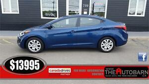 2015 HYUNDAI ELANTRA GL - CRUISE - BLUETOOTH - HEATED SEATS