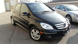 2007 Mercedes-Benz B-Class Turbo with safety certificate