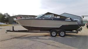 Monterey Boats 278SSC Cuddy w/ Trailer (2018)