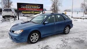 2007 Subaru Impreza Sport