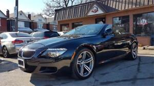 2008 BMW 6 Series M6 only 32,526km clean car proof its mint