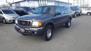 2005 Ford Ranger FX4/Level II
