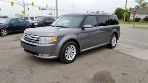 2010 Ford Flex SEL AWD - Certified , 7 Seats, Remote Starter
