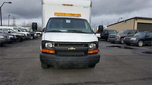 2007 Chevrolet Express Commercial Cutaway