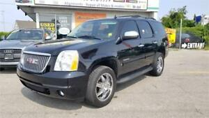 "2009 GMC Yukon SLT 4X4 - Leather, 20"" Wheels, Canadian Vehicle"