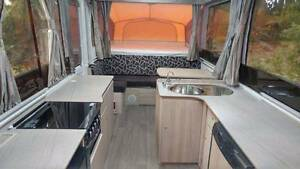 Camper Trailers for Hire -Jayco Flamingo & Jayco Swift (with A/C) Mount Evelyn Yarra Ranges Preview