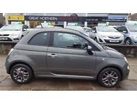Fiat 500 S (very low miles only 5k)
