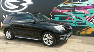 2014 Mercedes-Benz ML350 4matic AWD*Clean Carproof*Pano Roof*Nav