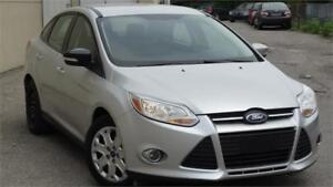 2012 Ford Focus SE WITH SAFETY CERTIFICATION