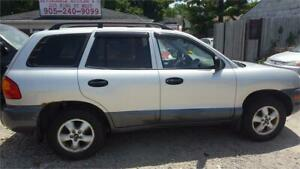 2003 HYUNDAI SANTAFE AUTOMATIC GOOD CONDITION