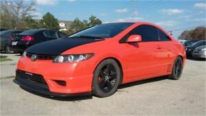 2006 Honda Civic EX, Fully Loaded, 2 door coupe, 5 speed manual!