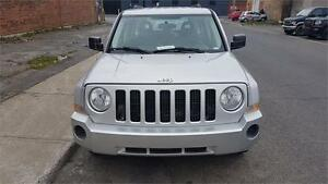JEEP PATRIOT 4x4 AUTOMATIQUE