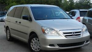 2006 Honda Odyssey LX COMES WITH SAFETY CERTIFICATE