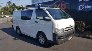2010 Toyota Hiace Van - Factory 5 Seater - EXCELLENT VEHICLE Westcourt Cairns City Preview