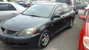 2004 Mitsubishi Lancer OZ-Rally drives great as.is deal in wella