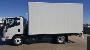 NEW 2018 ISUZU NPR HD 14FT BOX