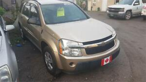 2006 CHEVROLET EQUINOX - 160,000 KMS - CERTIFIED/EMISSIONS