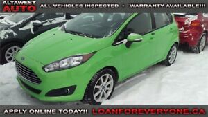 2015 FORD FIESTA SE FWD H/B AUTO $80 BY WEEKLY OAC