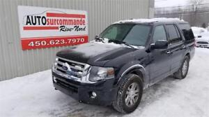 2013 Ford Expedition Limited -- GARANTIE 1 AN / 15 000 KMS --