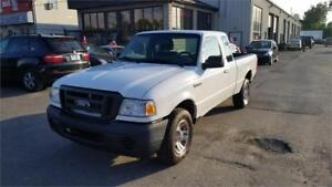 2010 Ford Ranger Automatic 4 Cylinders