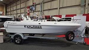 Campion Boats 492 Center Console (2018) w/ Etec 60hp High Output
