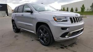 2016 JEEP GRAND CHEROKEE OVERLAND ONLY THE BEST !! 16GH9674