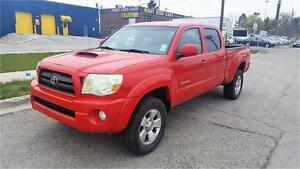 2006 Toyota Tacoma Double Cab 4x4 TRD Sport
