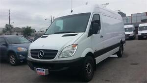 "2011 Mercedes-Benz Sprinter 2500, 170"", ROOF RACK, 3 SEAT, DIESE"