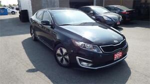 2012 Kia Optima Hybrid/BACKUP CAMERA/BLUETOOTH/IMMACULATE$11900